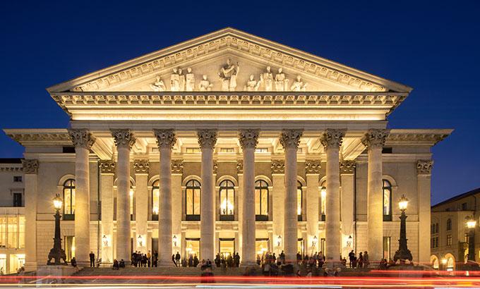 Nationaltheater München c) Osram